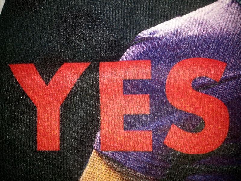 Теннисная футболка Yes I Can Federer