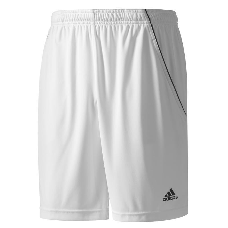 Теннисные шорты adidas Basic Bermuda White/Black