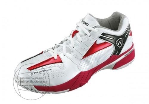 be61fe55 Теннисные кроссовки Yonex SHT-304F Pearl White/Red Выгодно в KVADRATIK