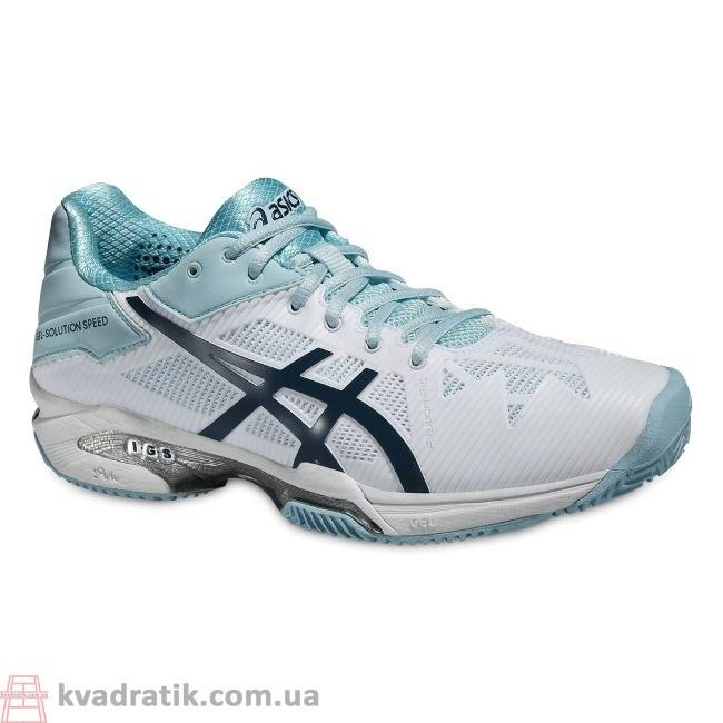 0e490d9f Теннисные кроссовки Asics Gel-Solution Speed 3 Clay Выгодно в KVADRATIK