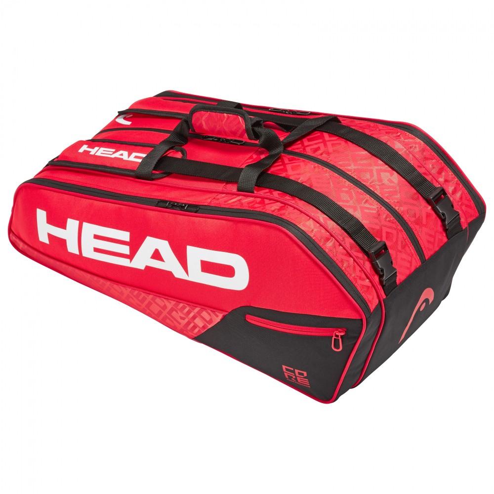 Сумка для тенниса HEAD ( 283509 ) Core 9R Supercombi 2020