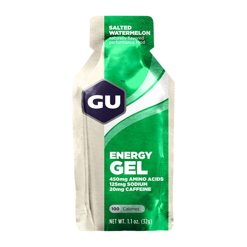 Энергетический гель GU Salted Watermelon (12шт)