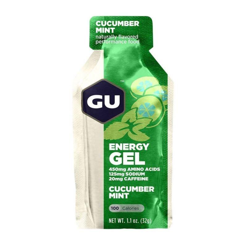 Энергетический гель GU Cucumber Mint (12шт)