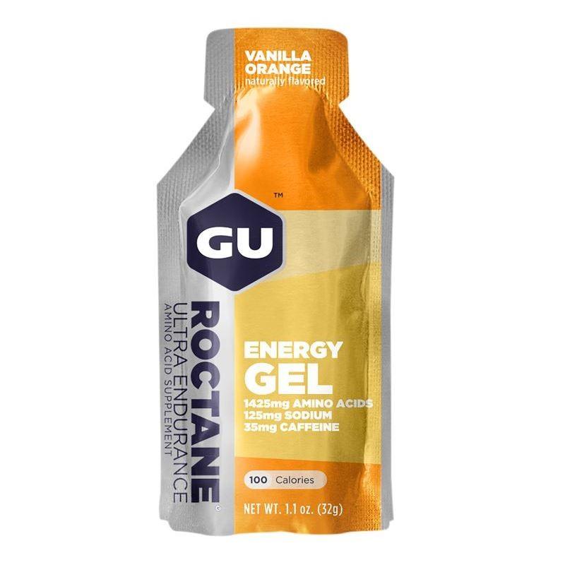 Энергетический гель Roctane GU Vanilla Orange (12шт)