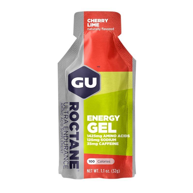 Энергетический гель Roctane GU Cherry Lime (12шт)