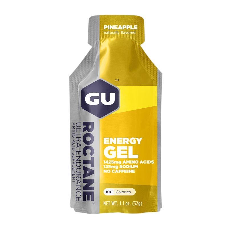Энергетический гель Roctane GU Pineapple (12шт)