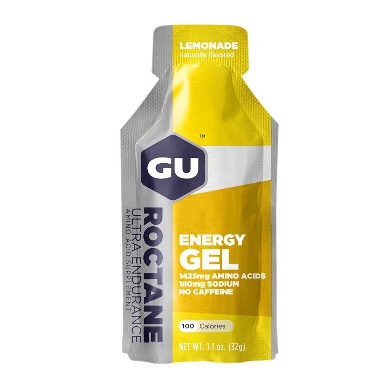 Энергетический гель Roctane GU Lemonade (12шт)