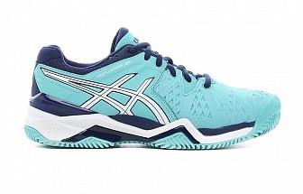 460fc600 Теннисные кроссовки Asics Gel-Resolution 6 Clay Выгодно в KVADRATIK