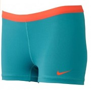 Шорты Nike Slam Short Womens Dusty Cactus/Hyper Crimson (M,L)	Nike