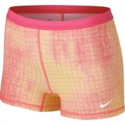 Шорты Nike Slam Short Womens Pink Power/White (XS,M)