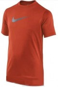 Футболка Nike Boy's Fall Legend SS Top Orange L