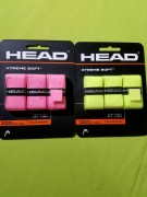 Намотки Head XtremeSoft Grip Overwrap Yellow