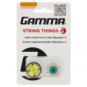 Виброгасители Gamma Tennis Sight/Eye Green